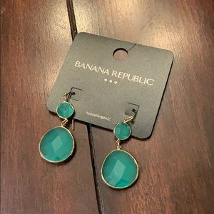 Banana republic earrings